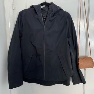 WORN ONCE LULULEMON rain jacket